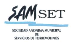 Sociedad Anónima Municipal de Servicios de Torremolinos